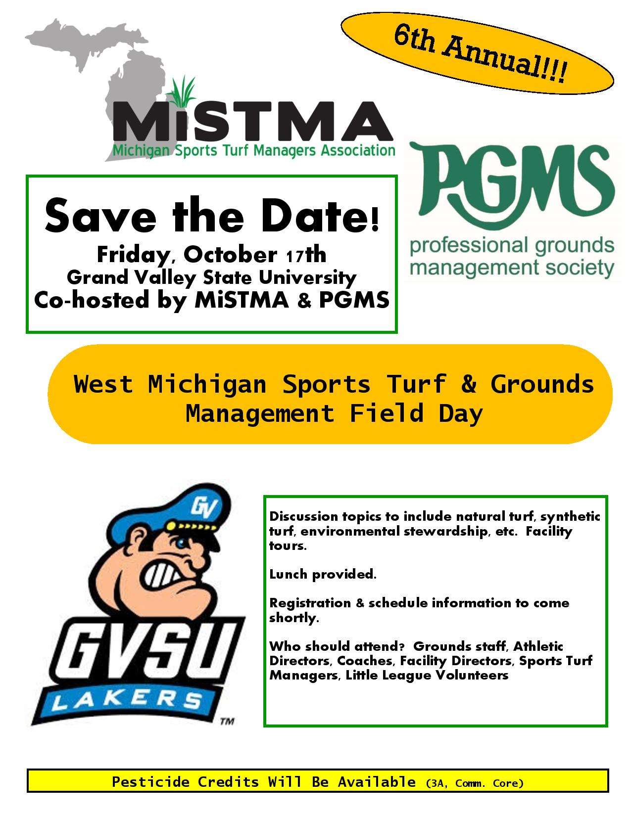 GVSU Field Day - Save the Date 2014-page-001